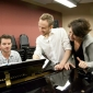 NAMT rehearsal with Brad Haak and Jill